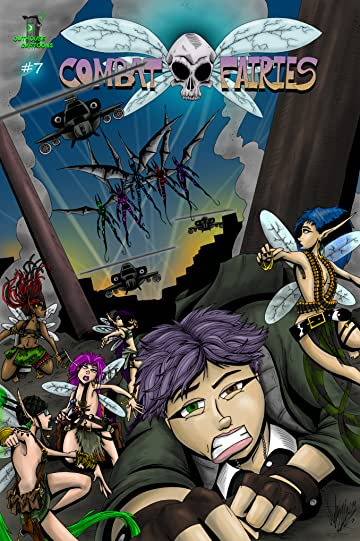 Combat Fairies #7