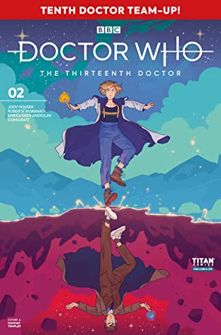 Doctor Who: The Thirteenth Doctor No.2.2