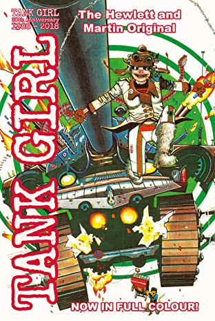 Tank Girl: Full Color Classics No.3.2