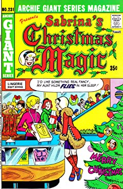 Sabrina's Christmas Magic (Archie Giant Series #231) #4