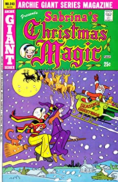 Sabrina's Christmas Magic (Archie Giant Series #243) #5