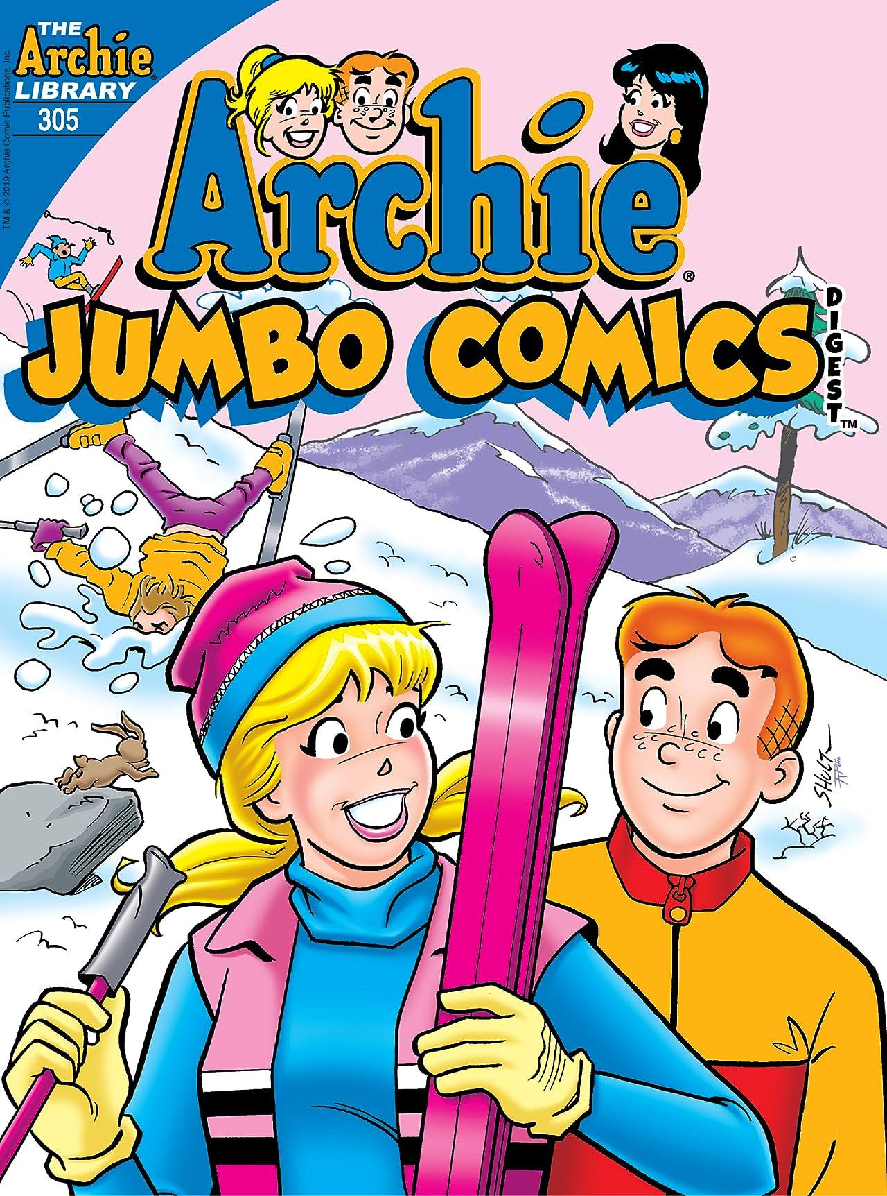 Archie Double Digest #305