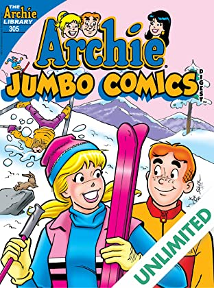 Archie Double Digest #305