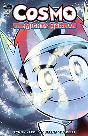 Cosmo: The Mighty Martian No.2