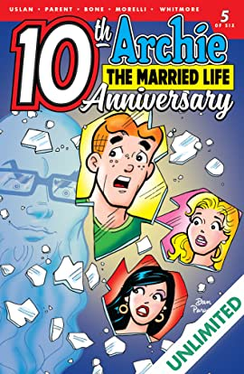 Archie: The Married Life - 10th Anniversary #5