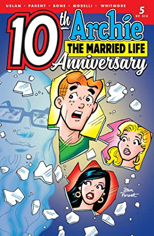 Archie: The Married Life - 10th Anniversary No.5