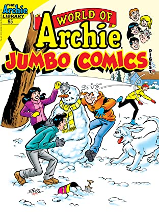 World of Archie Double Digest No.95