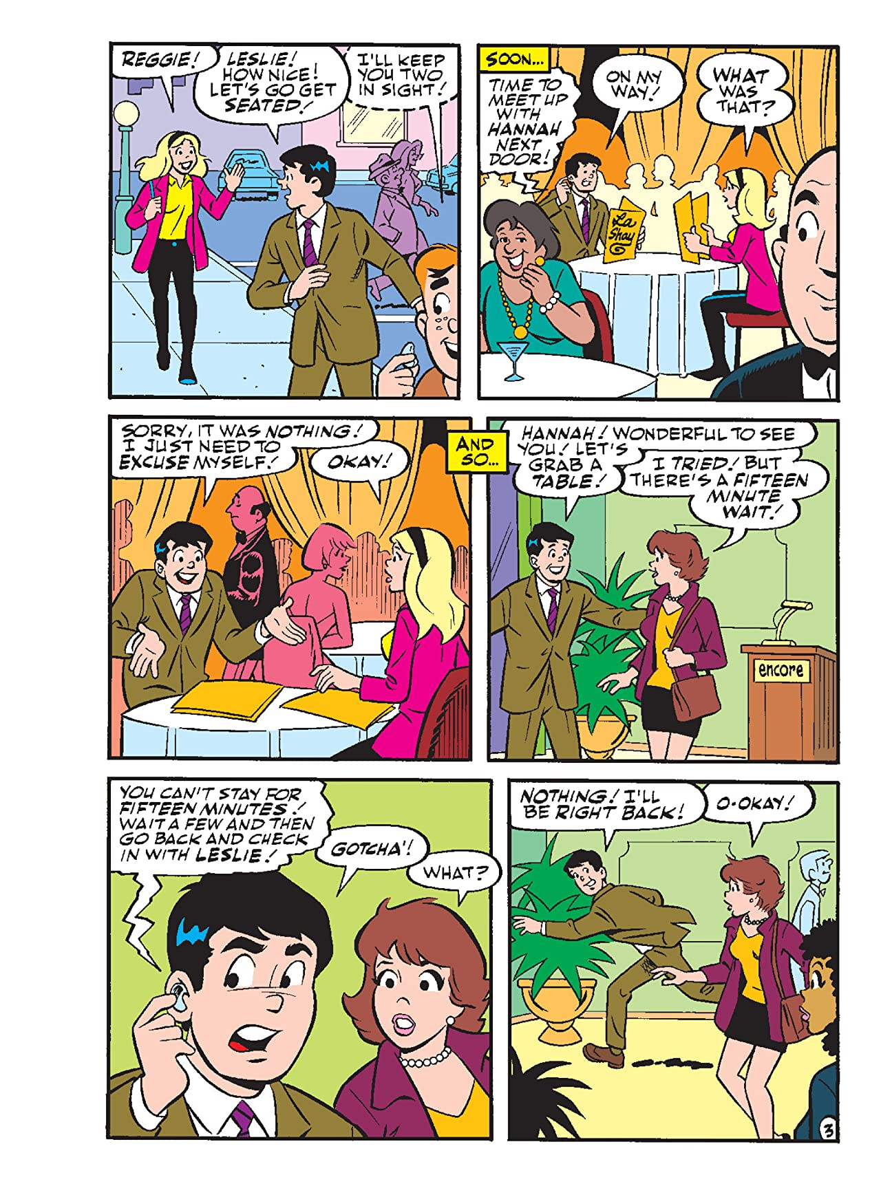 World of Archie Double Digest #95