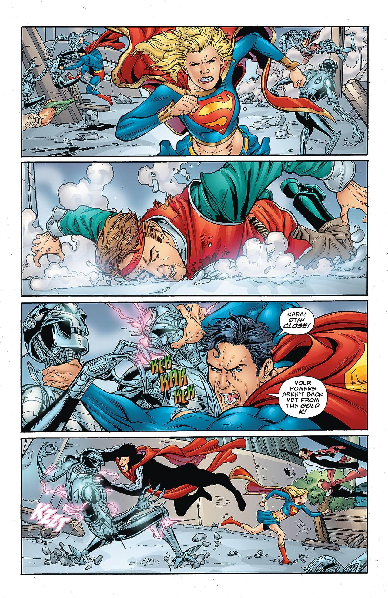 Supergirl (2005-2011) #36