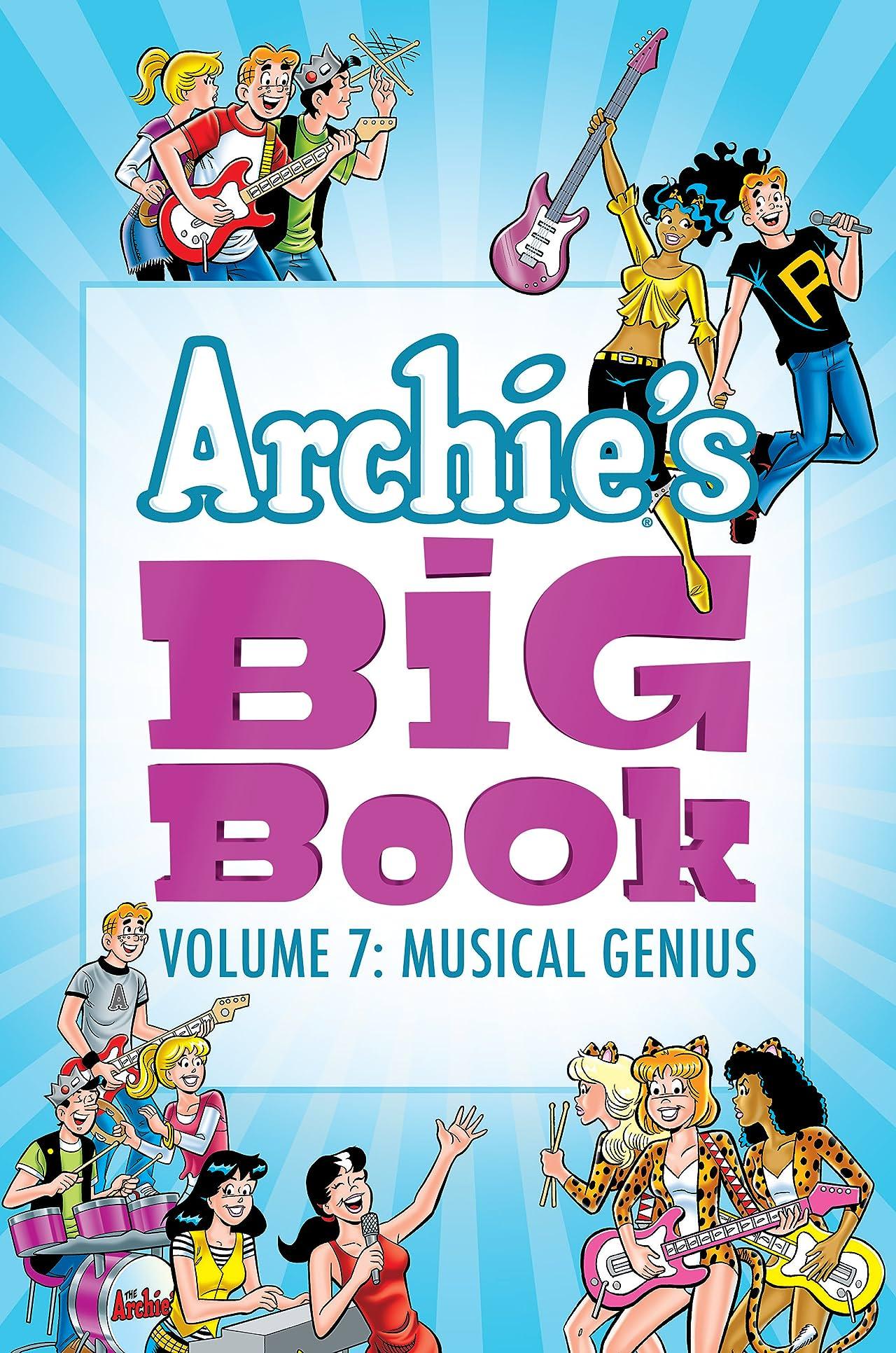 Archie's Big Book Vol. 7: Musical Genius Vol. 7