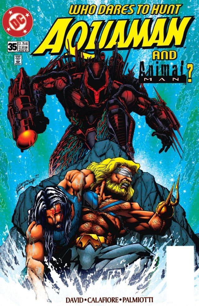 Aquaman (1994-2001) #35
