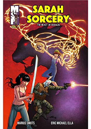 Sarah Sorcery No.2