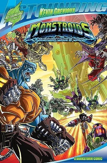 Monstroids #0