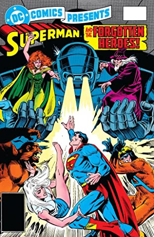 DC Comics Presents (1978-1986) #77