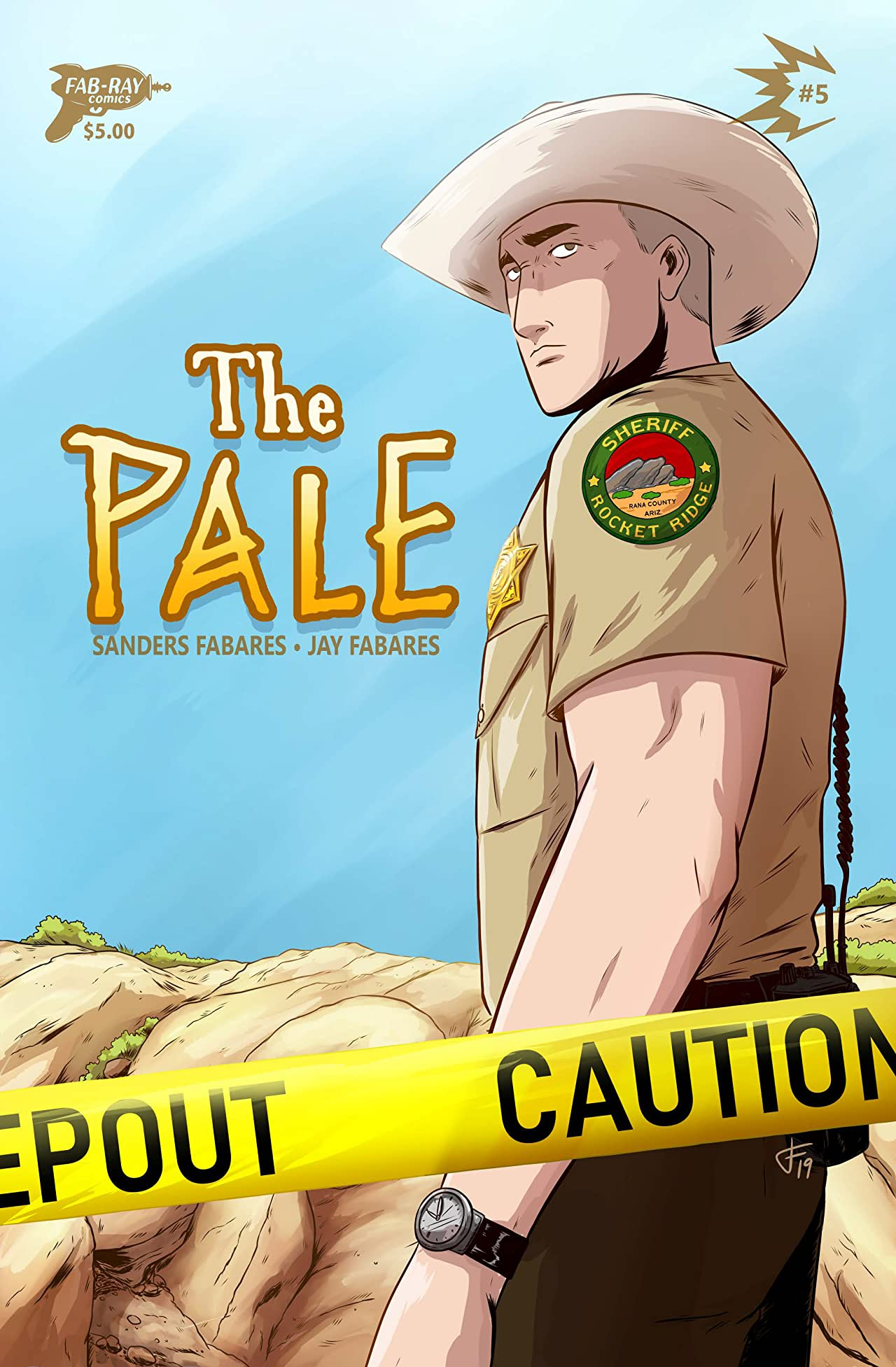 The Pale #5