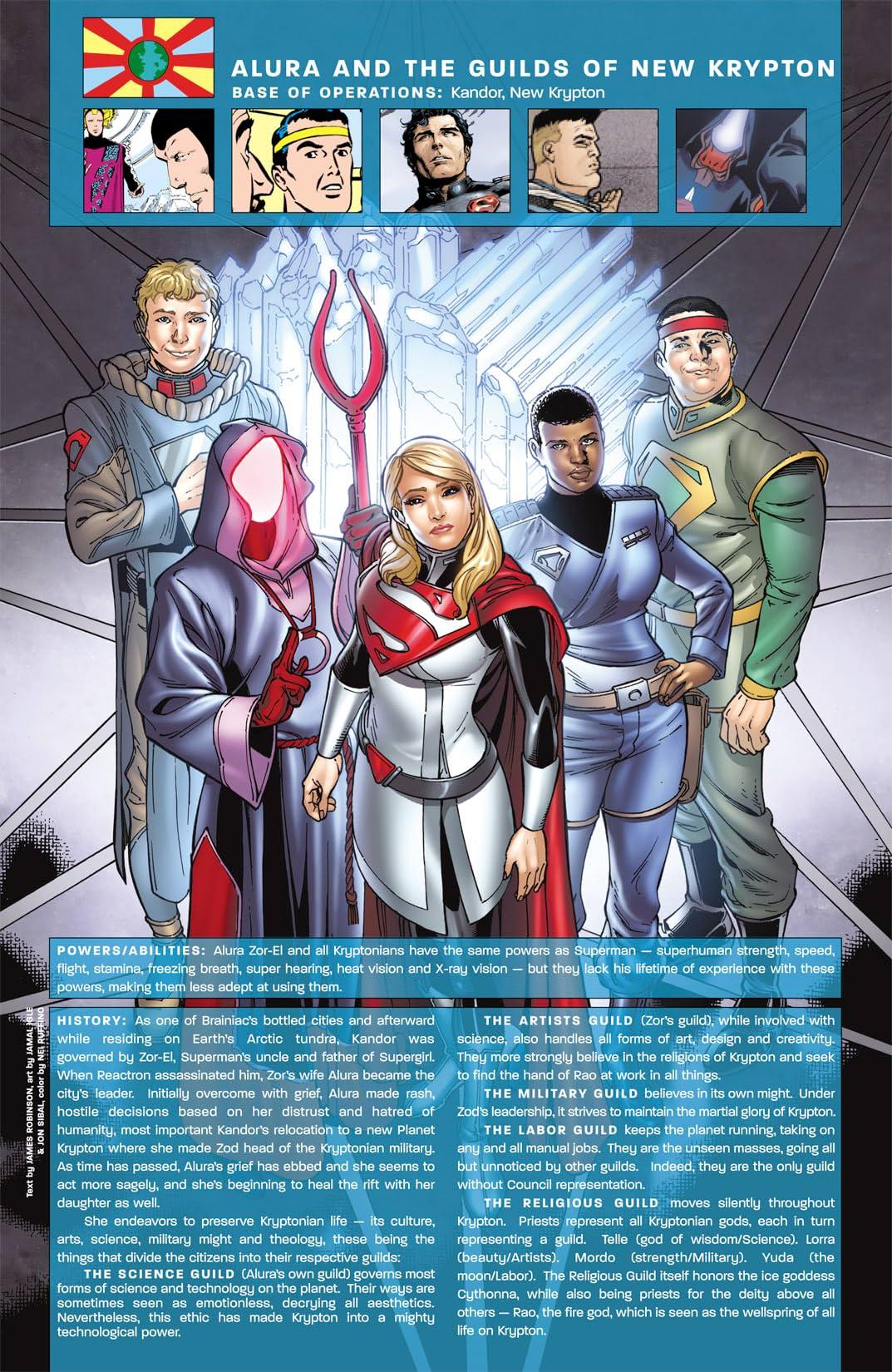 Superman: Secret Files & Origins (2009) #1