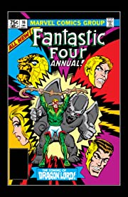 Fantastic Four (1961-1998) Annual #16