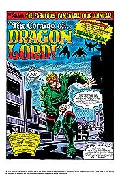 Fantastic Four (1961-1998) Annual #16