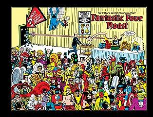 Fantastic Four Roast (1982) #1