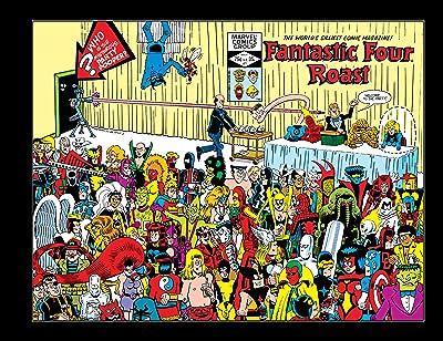 Fantastic Four Roast Comic Book #1 Marvel Comics 1982 NEAR MINT NEW UNREAD