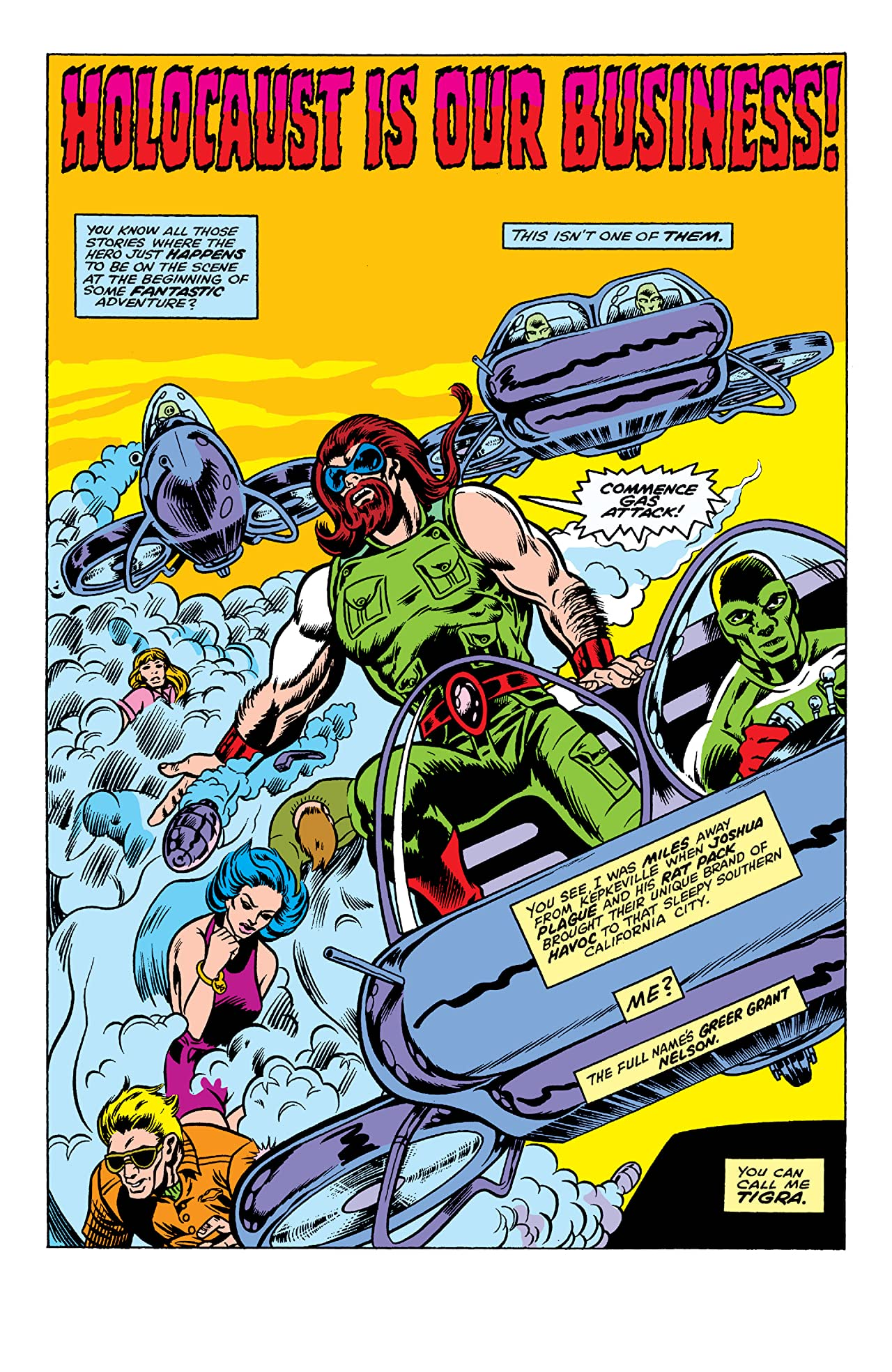 Marvel Chillers (1975-1976) #3