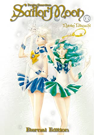 Pretty Guardian Sailor Moon Eternal Edition Vol. 6