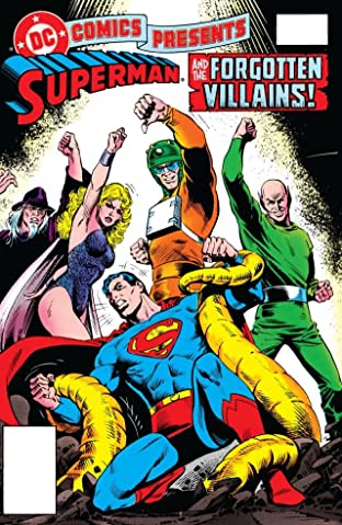 DC Comics Presents (1978-1986) #78