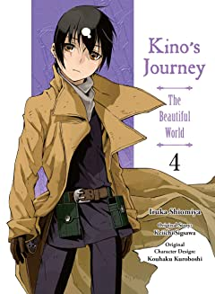 Kino's Journey Vol. 4