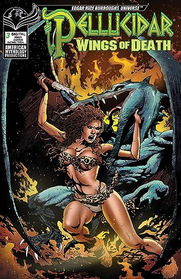 ERB Pellucidar: Wings of Death No.3