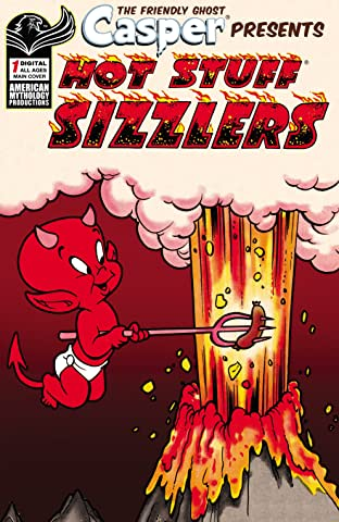Casper Presents Hotstuff Sizzlers No.1