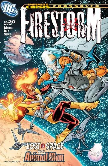 Firestorm (2004-2007) #20