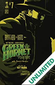Green Hornet: Year One #7
