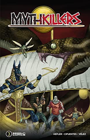Mythkillers #3