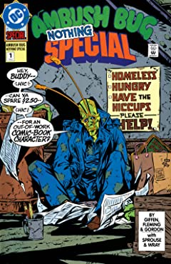 Ambush Bug Nothing Special (1992) #1