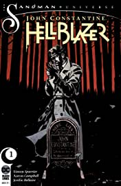 John Constantine: Hellblazer (2019-) No.1
