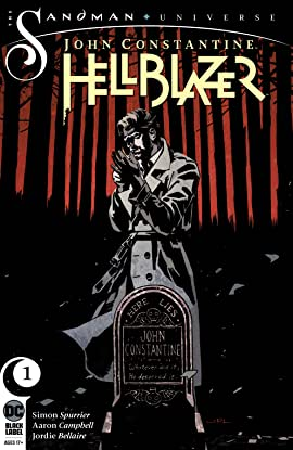 John Constantine: Hellblazer (2019-) #1