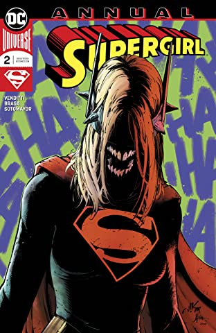 Supergirl (2016-) Annual #2