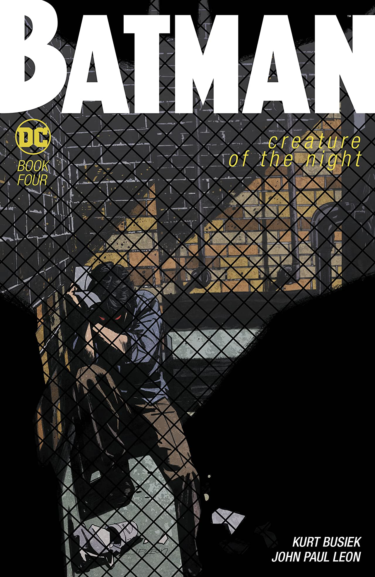 Batman: Creature of the Night (2017-) No.4