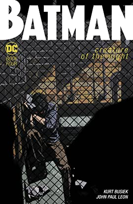 Batman: Creature of the Night (2017-) #4