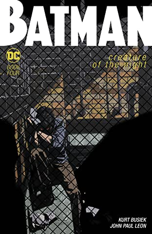 Batman: Creature of the Night (2017-) #4