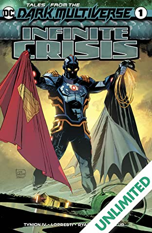Tales from the Dark Multiverse: Infinite Crisis (2019) #1