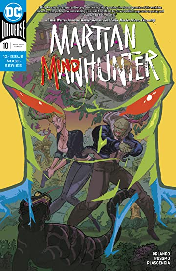 Martian Manhunter (2018-) #10