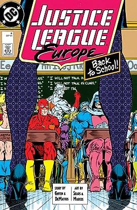 Justice League Europe (1989-1993) #6