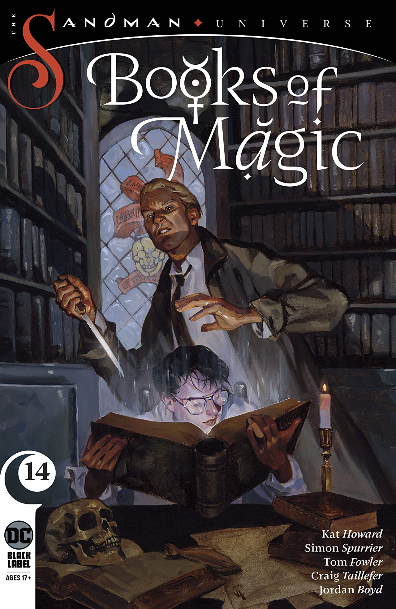 Books of Magic (2018-) No.14