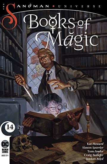 Books of Magic (2018-) #14