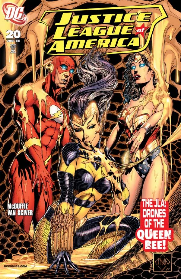 Justice League of America (2006-2011) #20