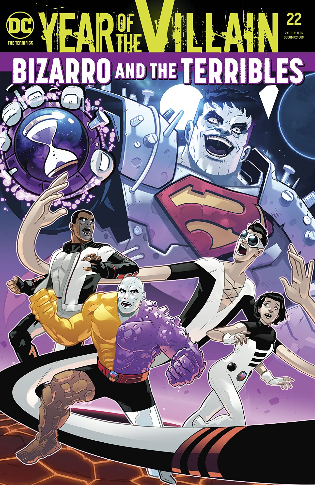 The Terrifics (2018-) No.22