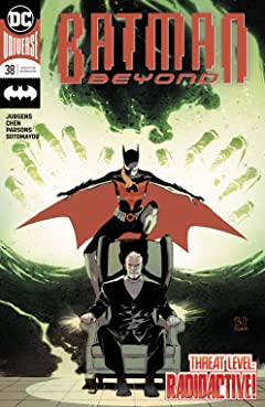 Batman Beyond (2016-) #38