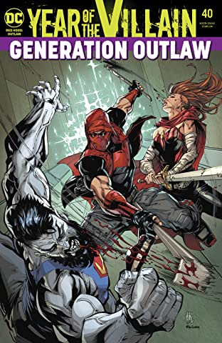 Red Hood and the Outlaws (2016-) #40