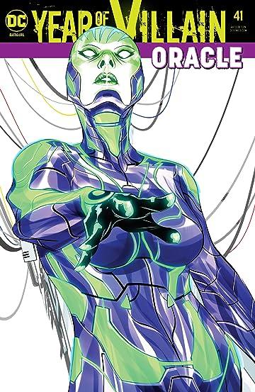 Batgirl (2016-) #41